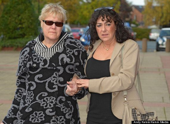 Lady Kelly Hadfield-Hyde And Ann Chadwick Sentenced After Getting Naked (PICTURES,