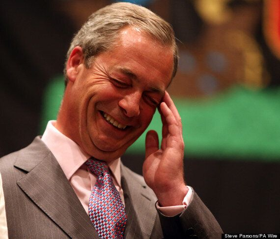 Nigel Farage 'Doesn't Believe In Policies For Ukip'... Says Ukip's Ex-Policy