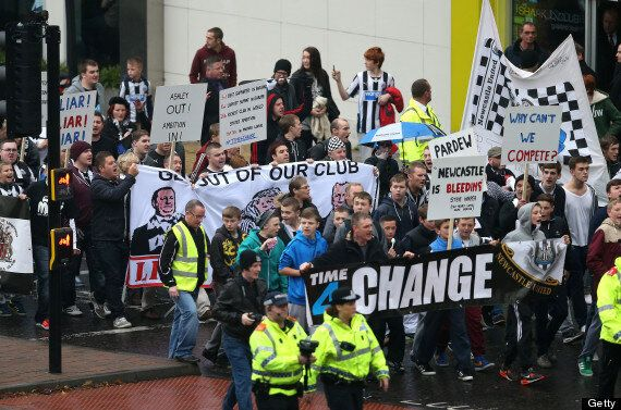 Newcastle Owner Mike Ashley Bans NUST From Fans