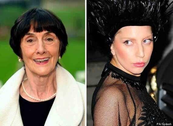 Lady Gaga And 'EastEnders' Star June Brown Strike Up Unlikely Friendship On The 'Graham Norton