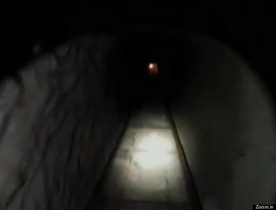 US-Mexico Drug-Smuggling Super Tunnel Discovered