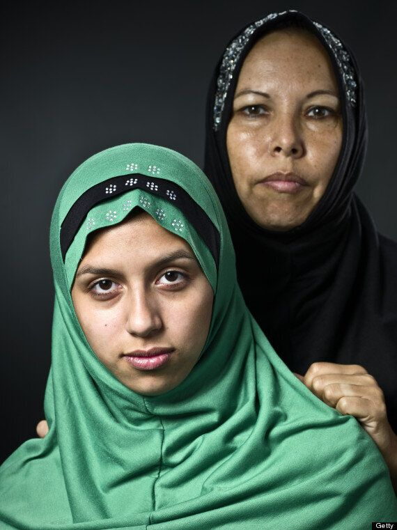 Muslim Women In Russia 'Have DNA Collected Ahead Of
