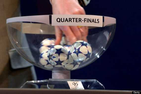What Time Is The Champions League Quarter-Final Draw ...
