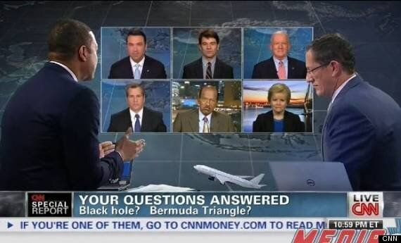 Was Missing Flight MH370 Caused By A Black Hole, CNN