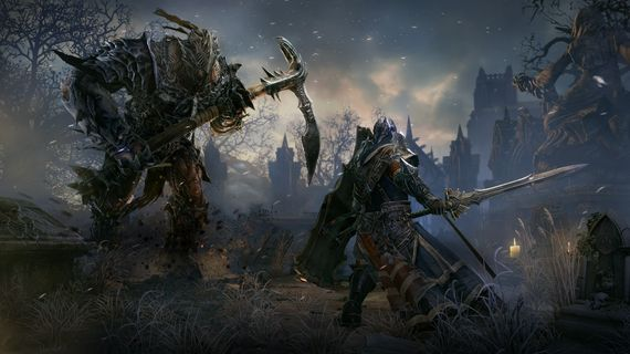 Learning More About Lords of the Fallen From Tomasz
