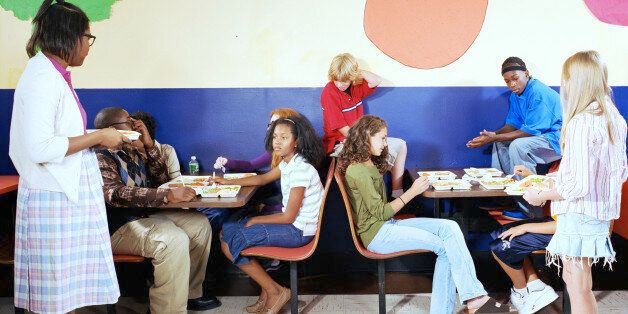 Tennessee High School Segregates Students At Lunch According To