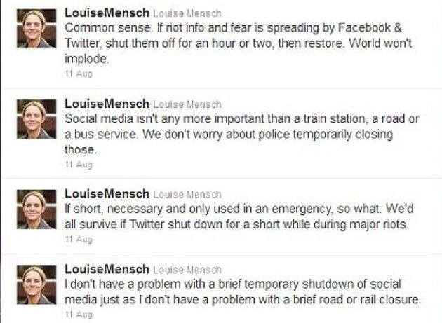Did Turkish PM Erdogan Get The Idea To Block Twitter From Louise