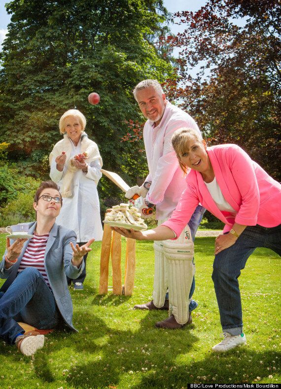 'Great British Bake Off' Brings In Record Viewers, With 8.2 Million Tuning In To Watch Jordan's