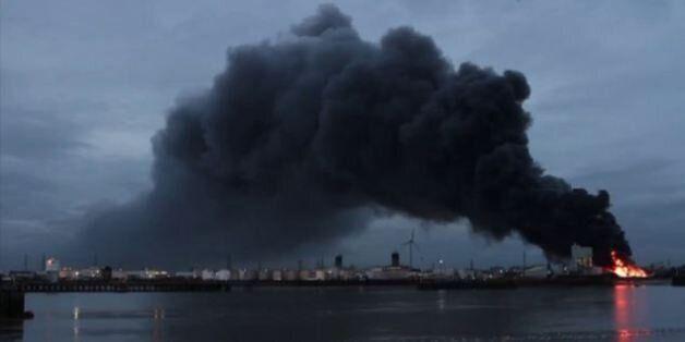 Dagenham Blaze: Fire Strike Row Over