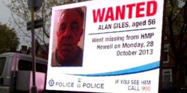 Advert Van Used In Hunt For Child Killer Alan