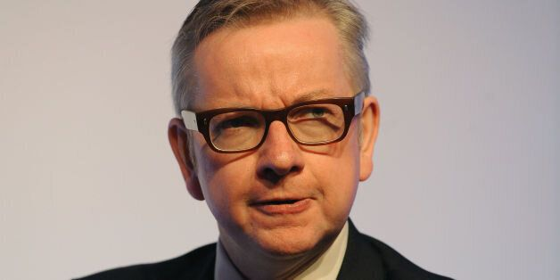 File photo dated 21/3/2014 of Michael Gove, who has been removed from the Education Department to become...