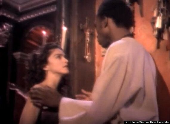 Madonna 'Like A Prayer' At 25: 10 More Shocking And Outrageous Music Videos Featuring Miley Cyrus, Kylie...