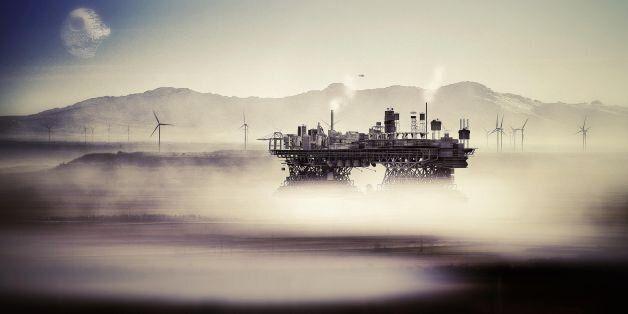 Futuristic 'City On Tracks' Proposed By Spanish Architect Manuel