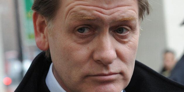 Eric Joyce MP who has been fined £1,500 at Edinburgh Sheriff Court after he admitted using threatening...