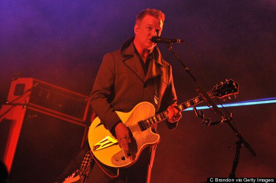 Reading Festival Day One: Queens Of The Stone Age Perform First Ever Headline Set, As Jamie T's Secret...