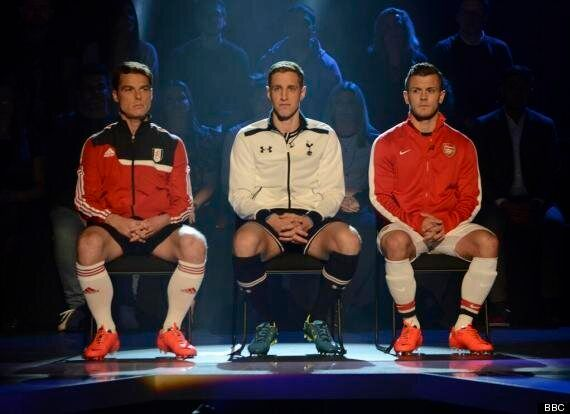 Jack Wilshere, Michael Dawson And Scott Parker Appear On Mastermind For Sport