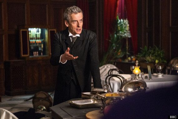'Doctor Who' Review - 'Deep Breath' Peter Capaldi's Debut Episode Finds Tardis In Safe