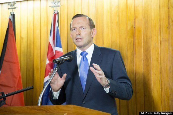 Missing Malaysia Plane MH370: Tony Abbott Admits 'Debris' Might Just Be A Shipping