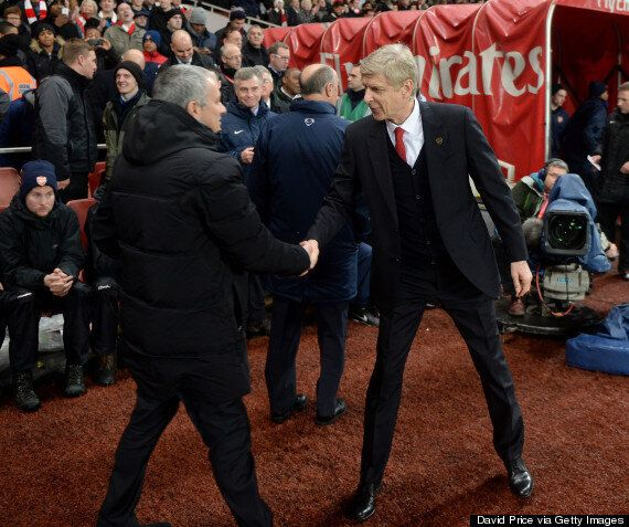 Chelsea V Arsenal: Arsène Wenger Refuses To Rise To José Mourinho Jibe