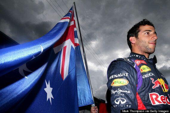 Daniel Ricciardo Wins F1 Belgian Grand