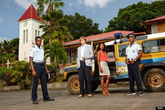 'Death In Paradise' Star Kris Marshall: 'Not Every Detective Drama Has To Be Shot In A Danish