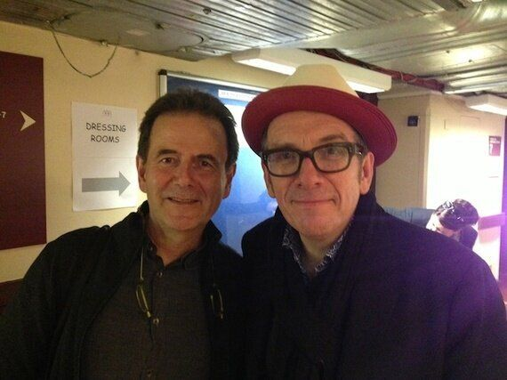 Elvis Costello: Making the First-Ever Documentary
