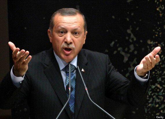 Syrian Military Jet Shot Down For Violating Turkish Air