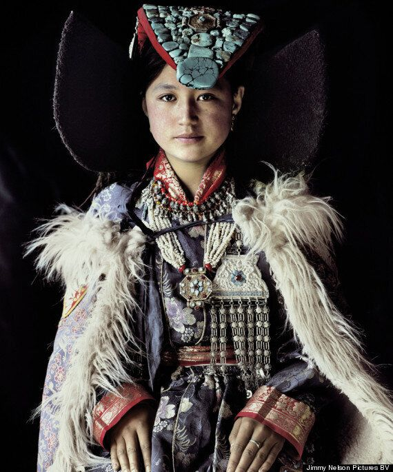 'Before They Pass Away' By Photographer Jimmy Nelson Documents Disappearing 'Lost Tribes'