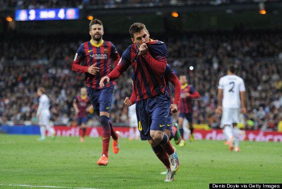 Real Madrid 3-4 Barcelona: Lionel Messi Hat-Trick Decides Clásico