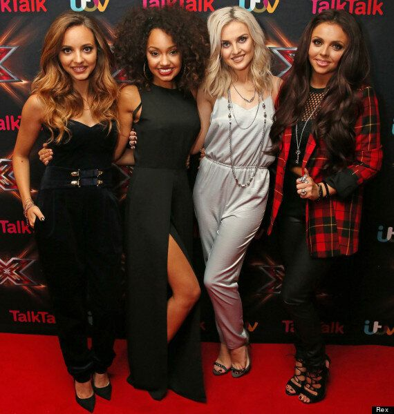 Little Mix Respond To Katie Hopkins' Tweet About Their Weight During 'X Factor' Performance