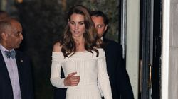 Kate Middleton fait une sortie très