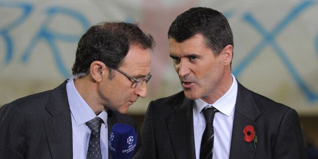 Martin O'Neill And Roy Keane Appointed As Republic Of Ireland's New Managerial