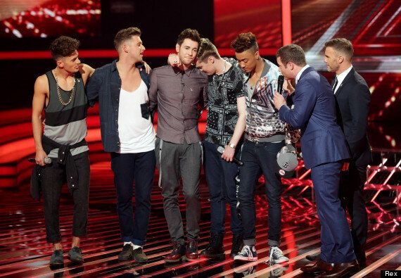 'X Factor's Kingsland Road Knew They Were Leaving The Show After 'Going Up Against