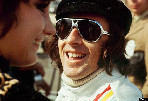 Jackie Stewart Revisits Weekend Of A Champion 40 Years After Original Film