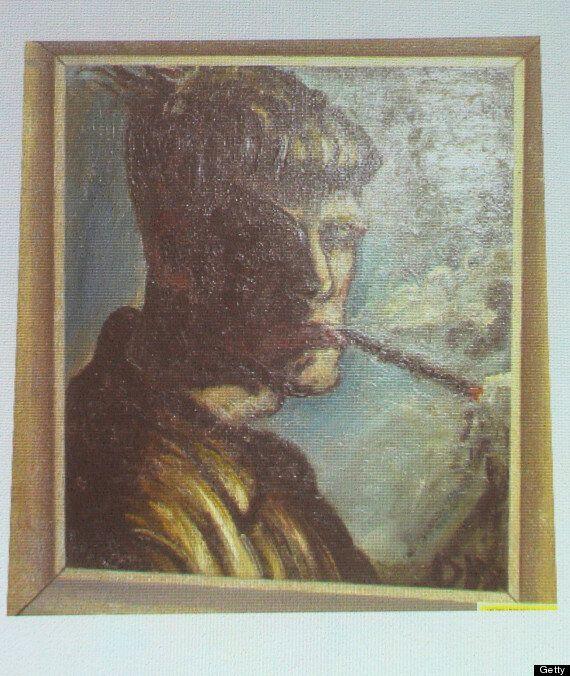Nazi Art Stash Includes Previously Unknown Marc Chagall And Otto Dix