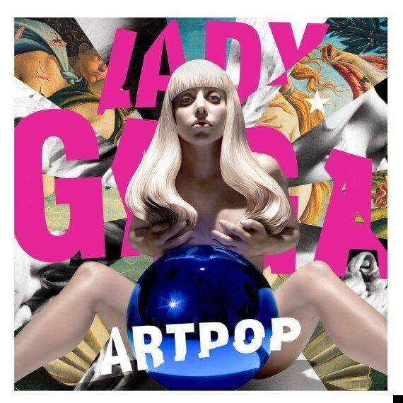 Lady Gaga 'ARTPOP' Review: Great Music, Shame About The