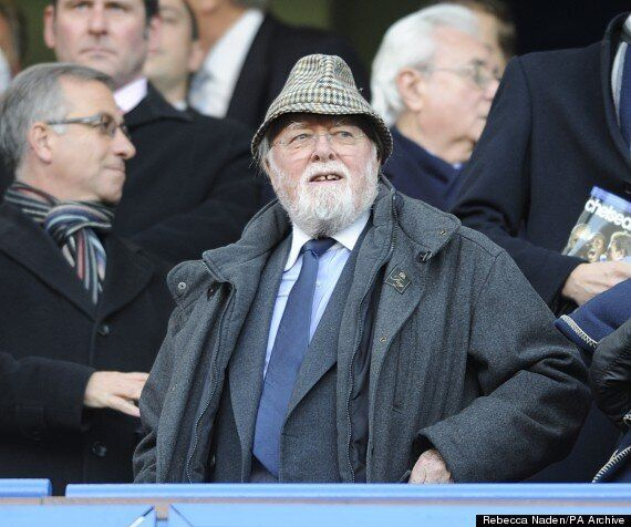 Richard Attenborough: Chelsea To Wear Black Armbands In Tribute To