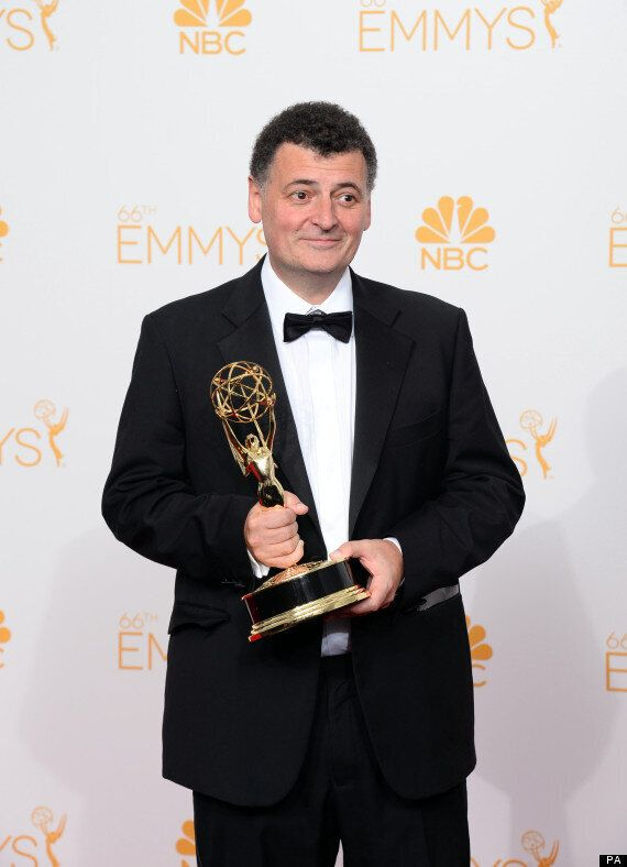 Benedict Cumberbatch, Martin Freeman, Steve Moffat All Win Emmy Awards For 'Sherlock, Only One Turns