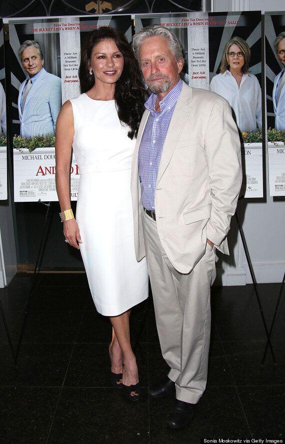 Michael Douglas And Catherine Zeta-Jones Seeking Joint Film Project After Resolving Marital
