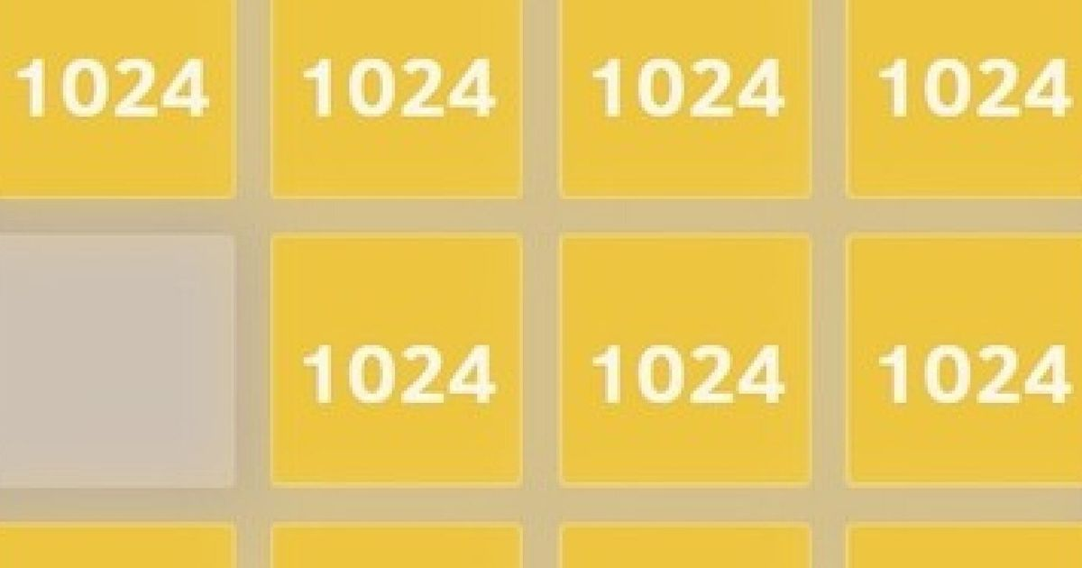 How To Cheat At '2048' | HuffPost UK