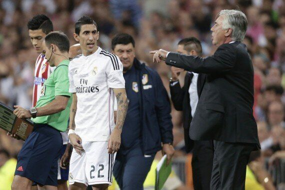 Ángel Di María Transfer Could Leave One Manchester United Star's Ego