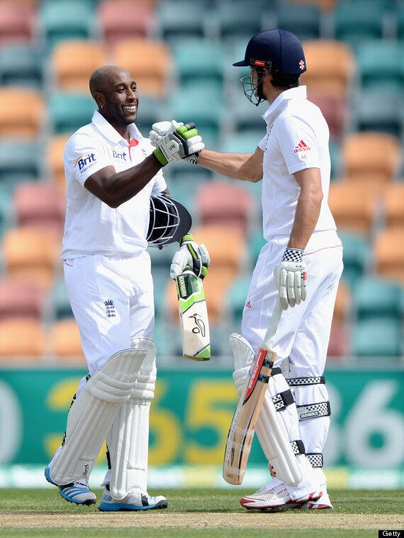 Michael Carberry Hits England Century Ahead Of First Ashes Test