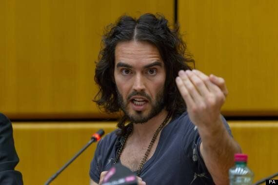 Russell Brand To Be The Subject Of Feature-Length Documentary ' Brand' Examining His Spiritual Journey...