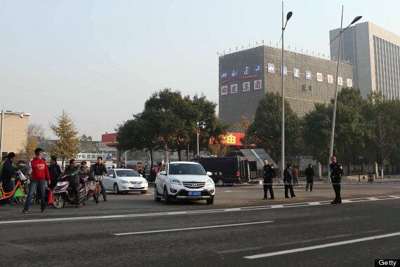 Bombings In China Near Communist Party Office Leave One