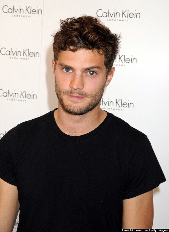 'Fifty Shades Of Grey' Star Jamie Dornan Says He Prepares For Sex Scenes By Watching 'Sex And The