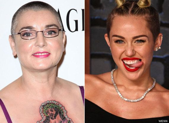 Sinead O'Connor, Miley Cyrus Feud Mocked As Irish Singer Gets The 'South Park' Treatment
