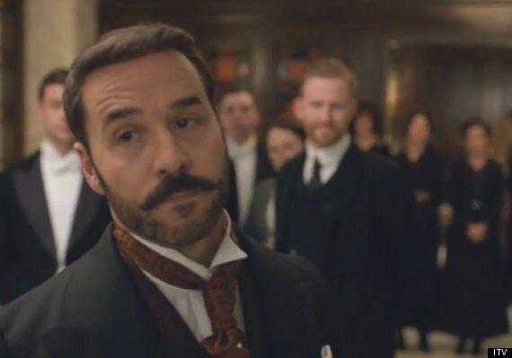 'Mr Selfridge' Star Jeremy Piven Discusses His Role Of Harry Selfridge