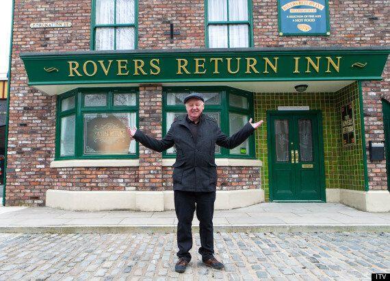 'Coronation Street': Les Dennis Says 'Corrie' Job Is 'A Dream Come