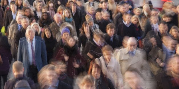 UK Population To Increase By 10 Million In 25 Years Says