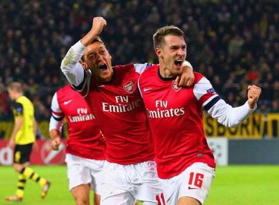 Borussia Dortmund 0-1 Arsenal: Aaron Ramsey Hits Champions League Winner